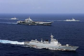 Mỹ muốn đối đầu trực diện với Trung Quốc về vấn đề đánh bắt cá trái phép ở Biển Đông