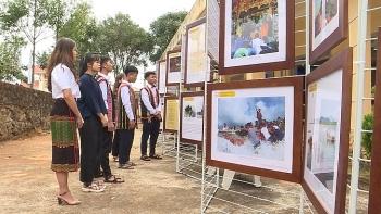 """Đắk Nông: Triển lãm """"Hoàng Sa, Trường Sa của Việt Nam"""""""