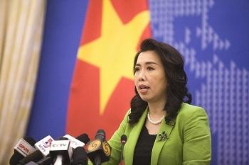 Việt Nam yêu cầu Trung Quốc tôn trọng chủ quyền của Việt Nam đối với hai quần đảo Hoàng Sa và Trường Sa
