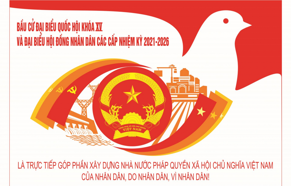 Bầu cử đại biểu Quốc hội khóa XV và đại biểu Hội đồng nhân dân các cấp nhiệm kỳ 2021-2026