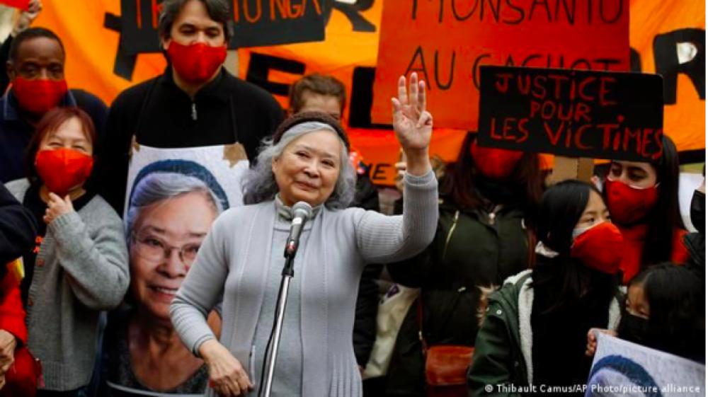 Hành trình đòi công lý cho nạn nhân chất độc da cam