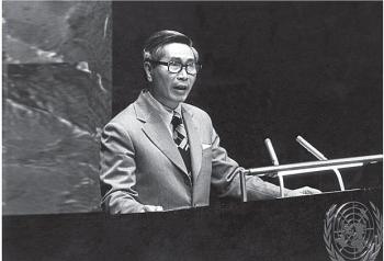 Bộ trưởng Nguyễn Cơ Thạch: Nhà ngoại giao nhân dân tài ba