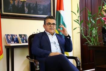Đại sứ Palestine: Ở Việt Nam ai là ĐBQH cũng lấy tinh thần phục vụ nhân dân, tổ quốc là mục tiêu chính