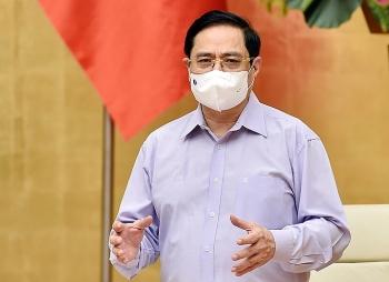 Thủ tướng Phạm Minh Chính: Cần đẩy mạnh mua vaccine nhanh nhất, nhiều nhất có thể