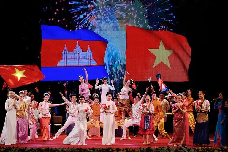 54 năm Ngày thiết lập quan hệ ngoại giao Việt Nam – Campuchia
