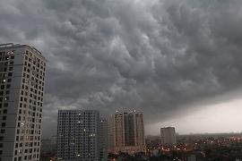 Dự báo thời tiết hôm nay (1/7): Miền Bắc có mưa