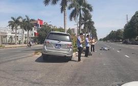 Nghệ An lên tiếng vụ xe biển xanh gây tai nạn, cán bộ đứng cầm điện thoại
