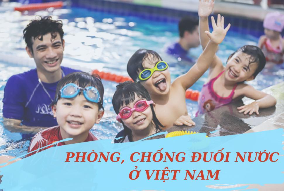 Phòng, chống đuối nước ở Việt Nam