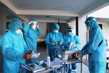 Thêm 21 ca nhiễm COVID-19, Bắc Giang, Lạng Sơn thành điểm nóng mới ở Miền Bắc