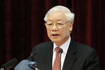 Tổng Bí thư, Chủ tịch nước: Chuẩn bị và tiến hành thật tốt Đại hội XIII của Đảng, đưa đất nước bước vào một giai đoạn phát triển mới