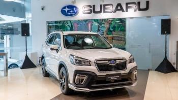 Subaru sở hữu 0,3% cổ phần Toyota trị giá 675 triệu USD