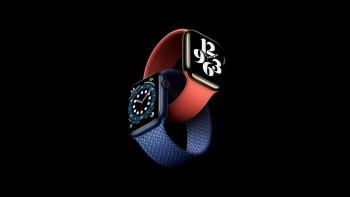 Apple Watch Series 6 tập trung theo dõi sức khỏe, giá từ 399 USD