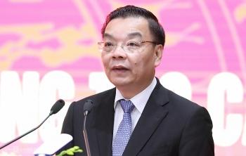 Bộ Chính trị điều động ông Chu Ngọc Anh làm Phó Bí thư Thành ủy Hà Nội