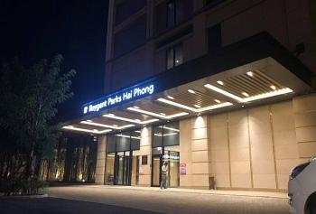 Hải Phòng phong tỏa một tầng của khách sạn có người nghi nhiễm COVID-19 từng lưu trú