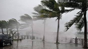 Tin bão số 7 - bão NANGKA: Đổ bộ vào vùng biển các tỉnh Bắc Bộ và Bắc Trung Bộ
