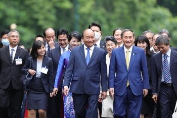 Quan hệ Việt Nam - Nhật Bản đang mạnh mẽ chưa từng thấy