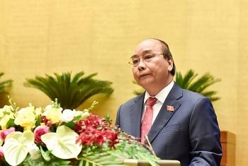 Toàn văn Báo cáo do Thủ tướng Chính phủ trình bày trước Quốc hội