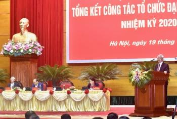 Phát biểu của Tổng Bí thư, Chủ tịch nước tại Hội nghị cán bộ toàn quốc