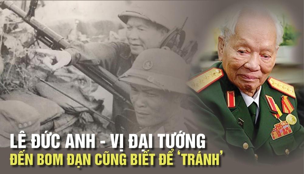 Kỷ niệm 100 năm Ngày sinh Chủ tịch nước, Đại tướng Lê Đức Anh