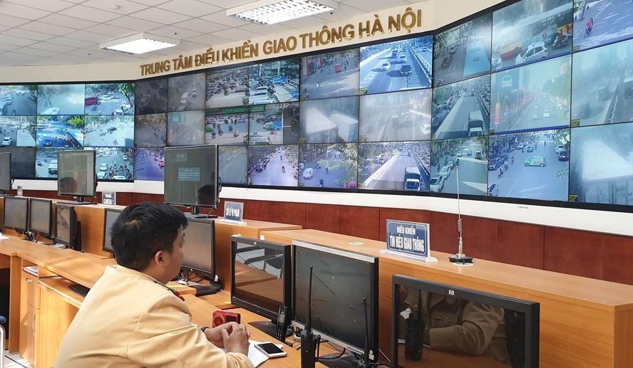 Phạt nguội Giao thông - Danh sách xe vi phạm tại Hà Nội bị phạt nguội cập nhật hàng ngày