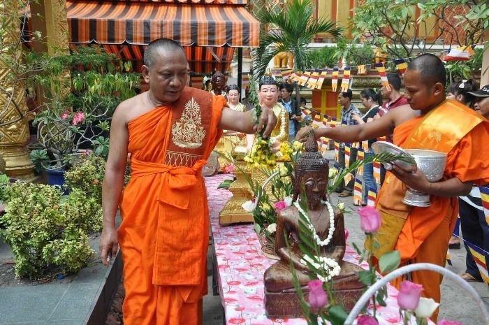 Tết Khmer Chol Chnam Thmay vào ngày nào, phong tục và ý nghĩa