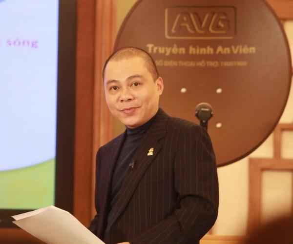Ông Phạm Nhật Vũ, nguyên Chủ tịch AVG, bị bắt với cáo buộc đưa hối lộ