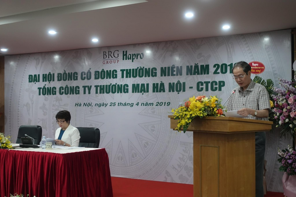 hapro to chuc dai hoi dong co dong thuong nien nam 2019