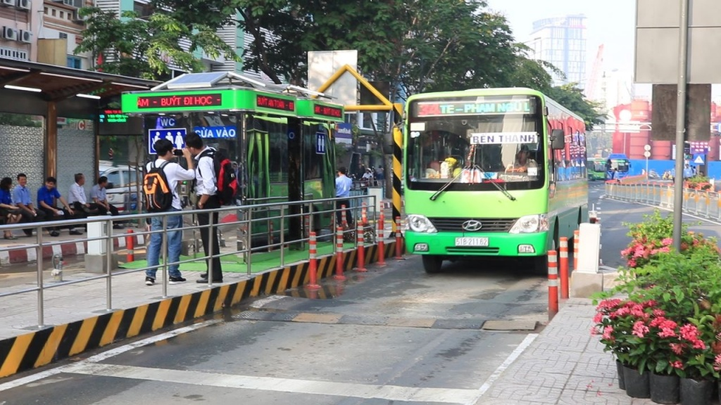 Danh sách, lộ trình các tuyến xe buýt TP.HCM cập nhật năm 2019