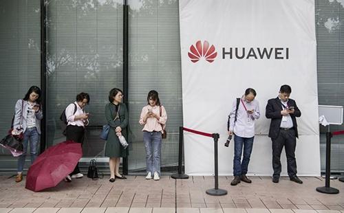 Điện thoại Huawei tại Việt Nam