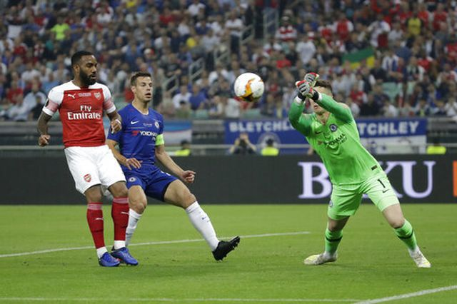 ket qua bong da arsenal vs chelsea doi nao vo dich europa league