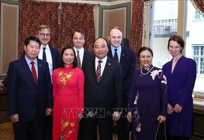 Thủ tướng Nguyễn Xuân Phúc công du 3 nước châu Âu