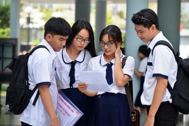 Đề thi, đáp án THPT Quốc gia 2019 chính thức các môn Toán, Văn, ngoại ngữ...