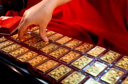 Cập nhật giá vàng SJC, Doji mới nhất hôm nay