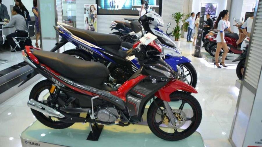 Giá xe Yamaha cập nhật mới nhất, chi tiết nhất đầy đủ các dòng xe