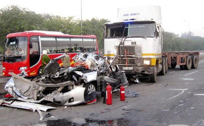Tin tức tai nạn giao thông hôm nay, tin TNGT mới nhất, an toàn giao thông (ATGT)