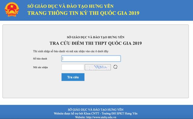 bo gddt cung 63 so giao duc chinh thuc cong bo diem thi thpt quoc gia 2019