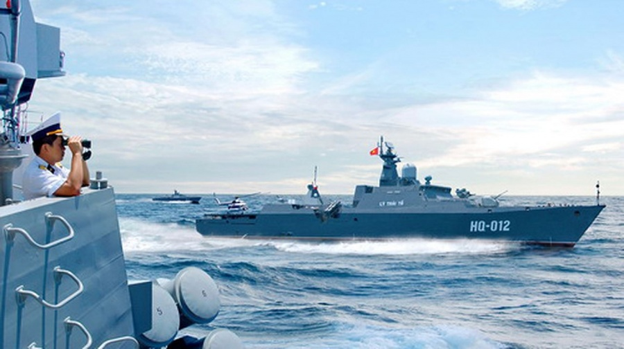 Tin tức Biển Đông mới nhất, diễn biến hôm nay trên vùng biển chủ quyền Việt Nam