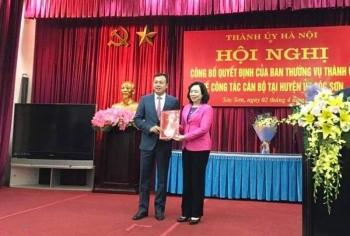 Chân dung tân Bí thư huyện ủy Sóc Sơn Phạm Quang Thanh