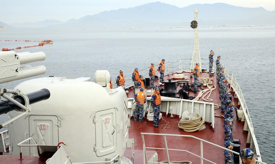 Khám phá sức mạnh của tàu chiến Quang Trung-016