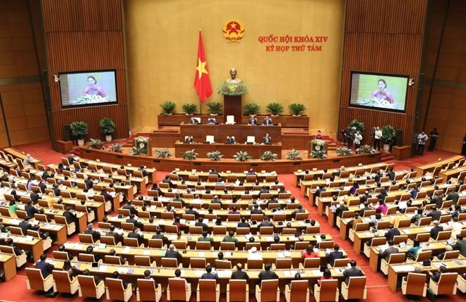 Những nội dung quan trọng của kỳ họp thứ 8 Quốc hội khóa 14