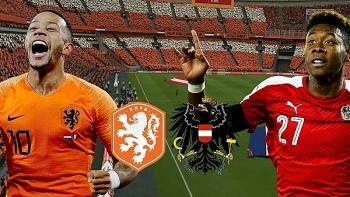 Nhận định, soi kèo Hà Lan vs Áo – Bảng C EURO 2021: Chờ đợi bữa tiệc bóng đá tấn công