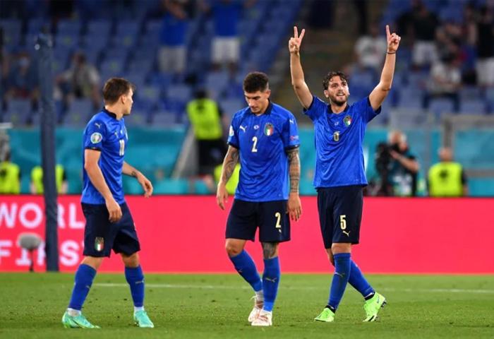 Nhận định, soi kèo Italia vs Xứ Wales – Bảng A EURO 2021: Azzurri toàn thắng vòng bảng?