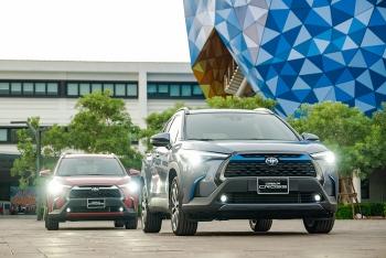 Bao nhiêu chiếc Toyota Corolla Cross được bán ra trong tháng 8?