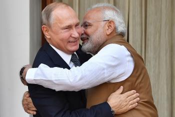 Nga - Ấn Độ sắp ký kết Hiệp ước chia sẻ hậu cần quốc phòng