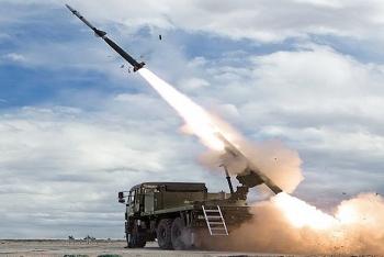 Army Games 2020: Nga giới thiệu tên lửa Hermes siêu xa sẽ tham gia chiến trường Syria