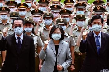 Giữa căng thẳng với Trung Quốc, Đài Loan tung video