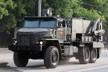Hệ thống súng phun lửa hạng nặng mới nhất TOS-2 sẽ đến tay quân đội Nga vào cuối năm