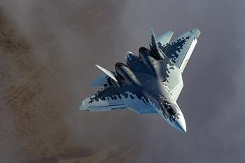 Iraq muốn mua chiến đấu cơ Su-57 của Nga