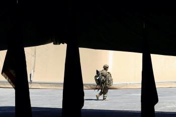 Mỹ rút quân khỏi căn cứ Taji ở Iraq sau khi bị tấn công liên tục