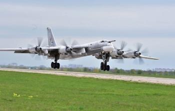 Máy bay ném bom chiến lược Tu-95MSM của Nga tăng gấp đôi khả năng chiến đấu